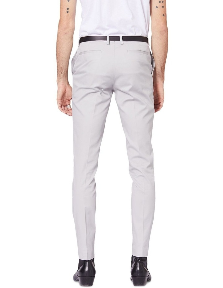 Grey Dress Chinos image 3