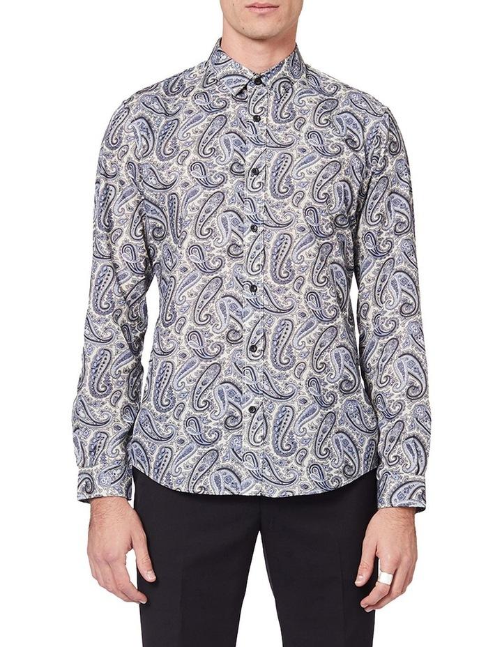 Paisley Long Sleeve Shirt image 1