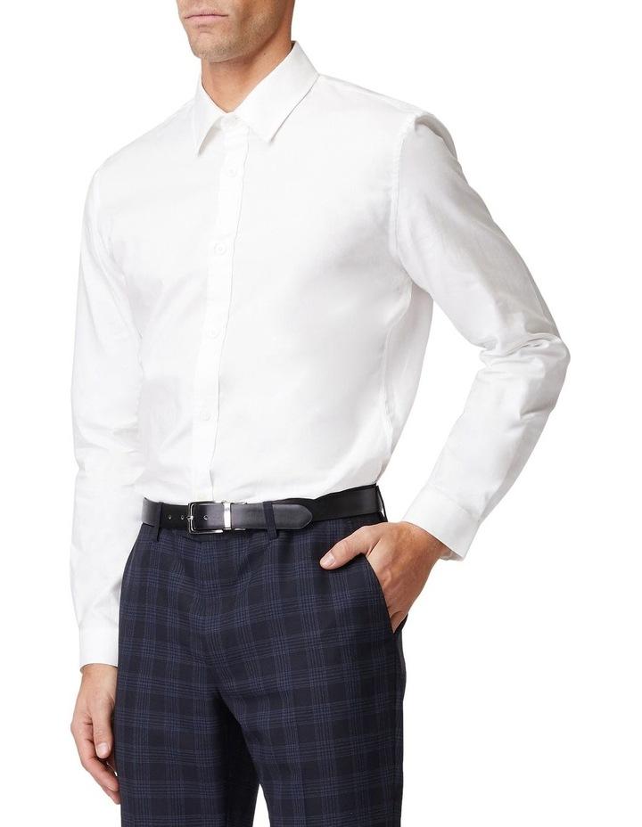 Pique Dress Long-Sleeve Shirt image 2