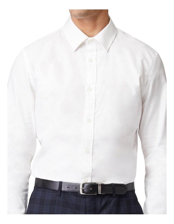 Pique Dress Long-Sleeve Shirt image 4