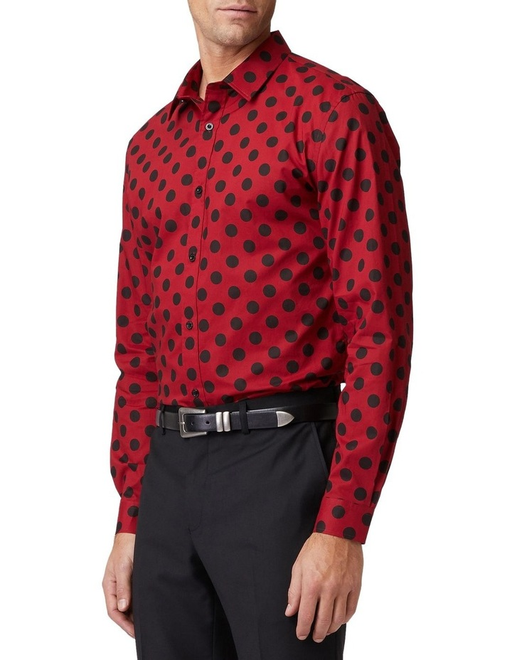 Mod Spot Long-Sleeve Shirt image 2