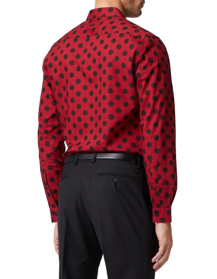 Mod Spot Long-Sleeve Shirt image 3