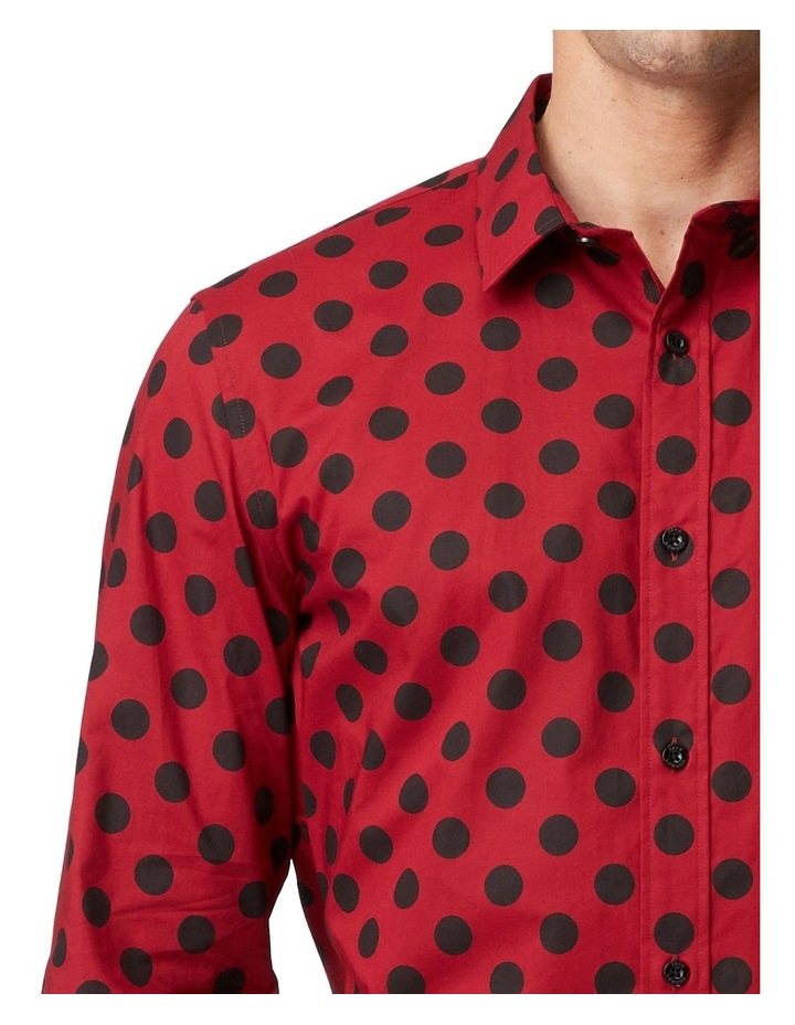 Mod Spot Long-Sleeve Shirt image 4