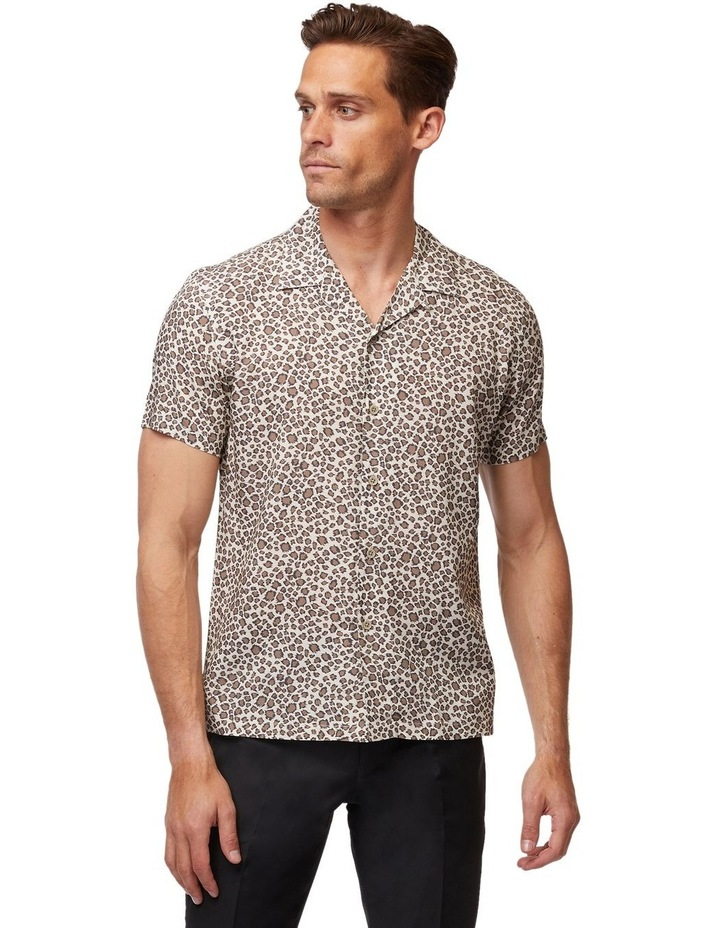 Leopard Short Sleeve Shirt image 1
