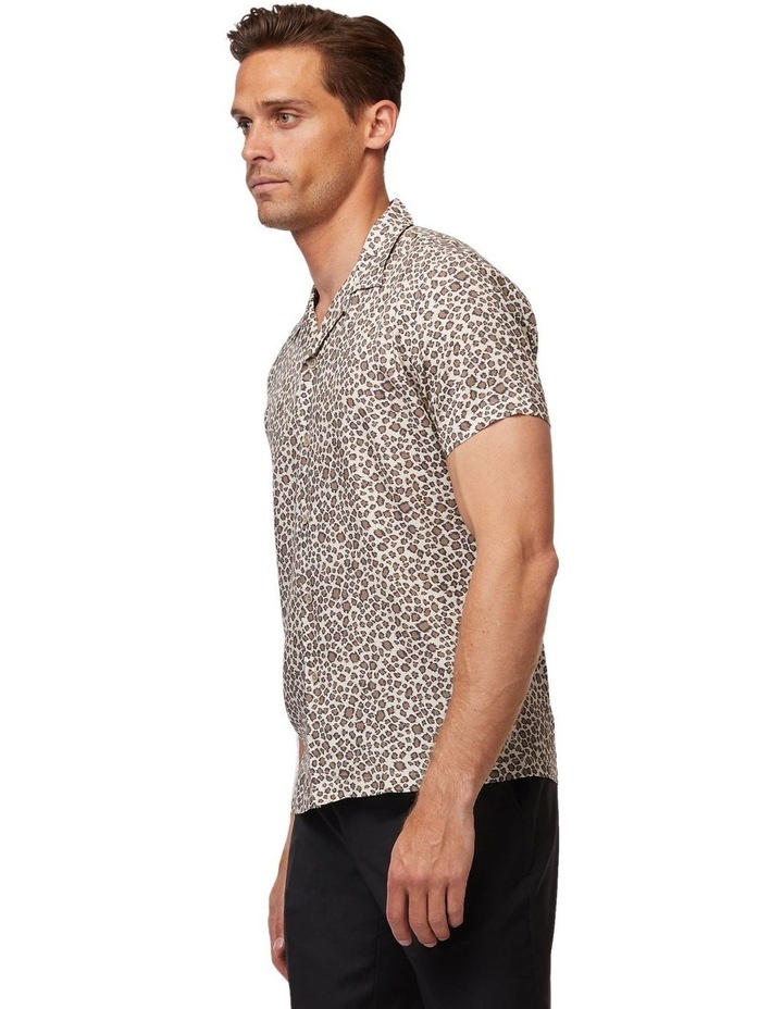 Leopard Short Sleeve Shirt image 2