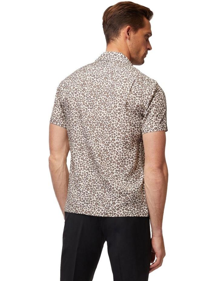 Leopard Short Sleeve Shirt image 3