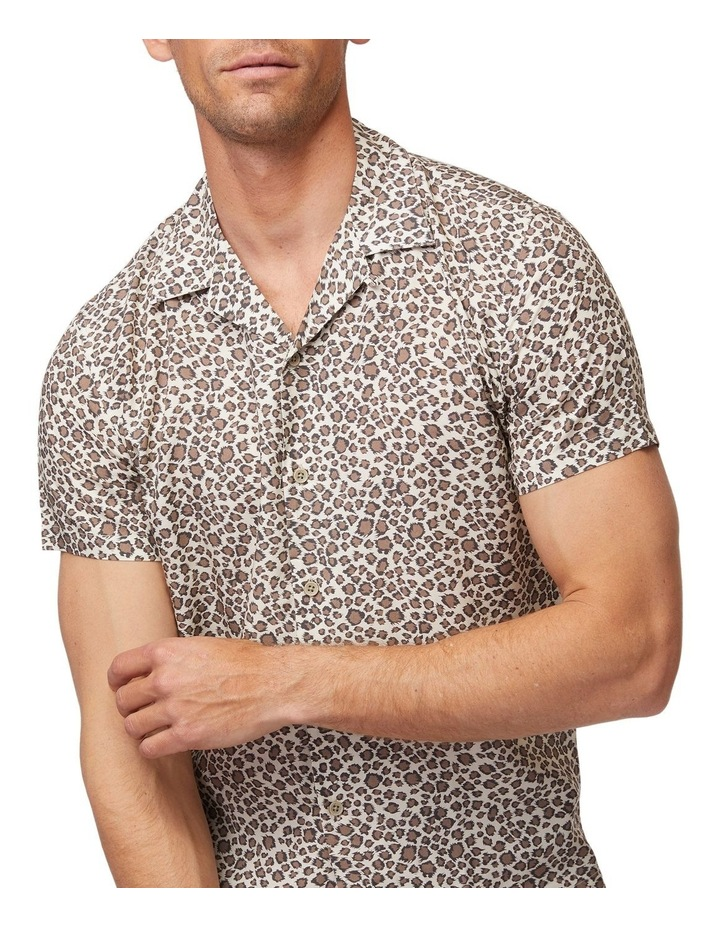 Leopard Short Sleeve Shirt image 4