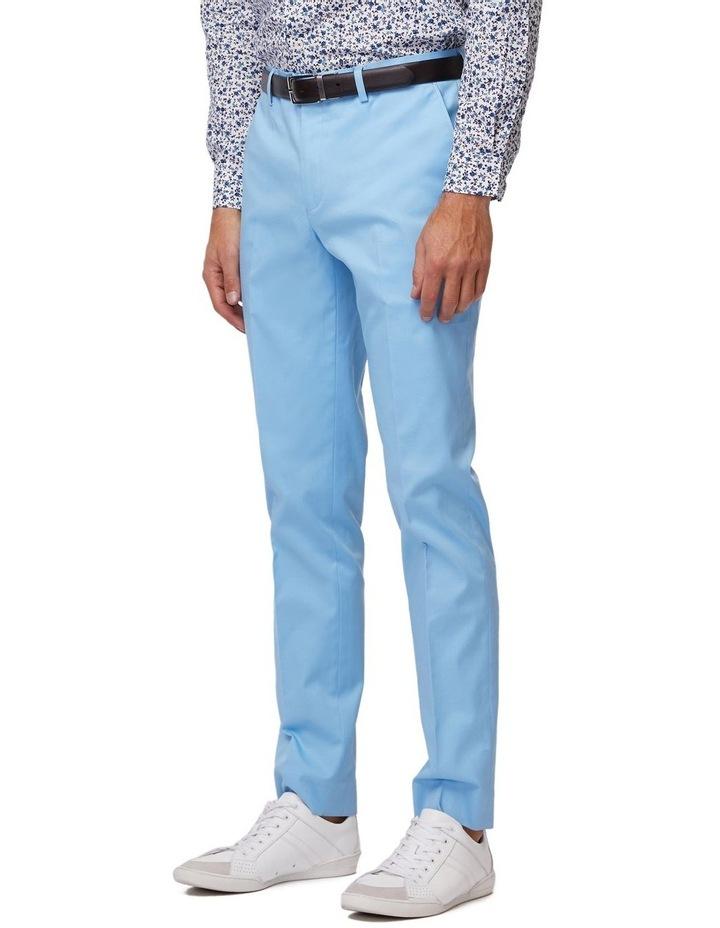Sky Blue SS Dress Chinos image 2