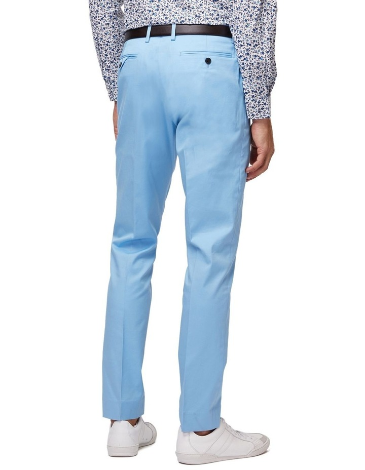 Sky Blue SS Dress Chinos image 3