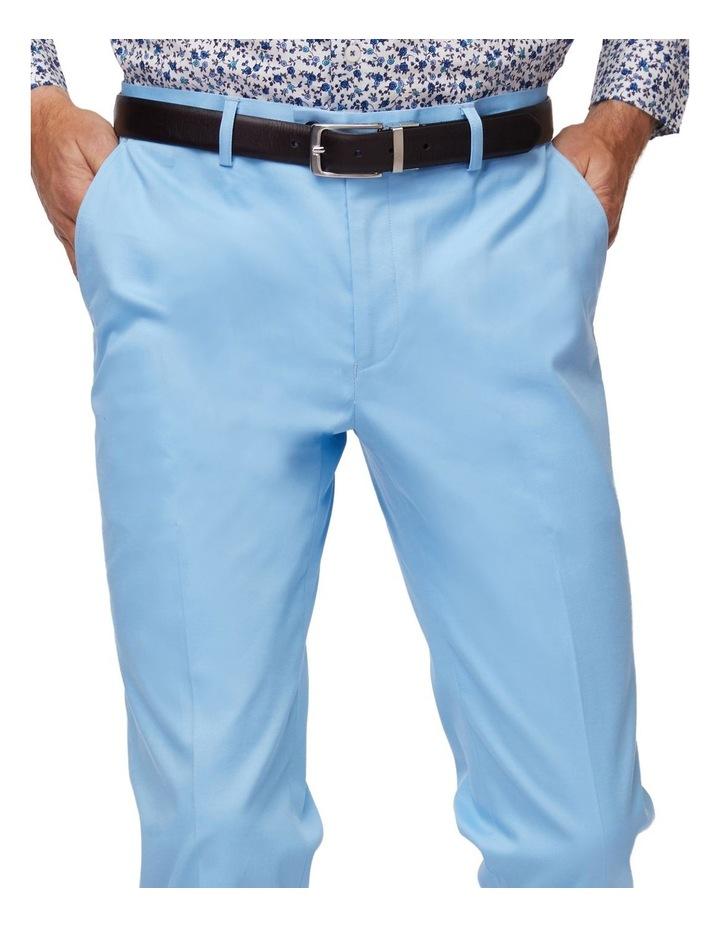 Sky Blue SS Dress Chinos image 4