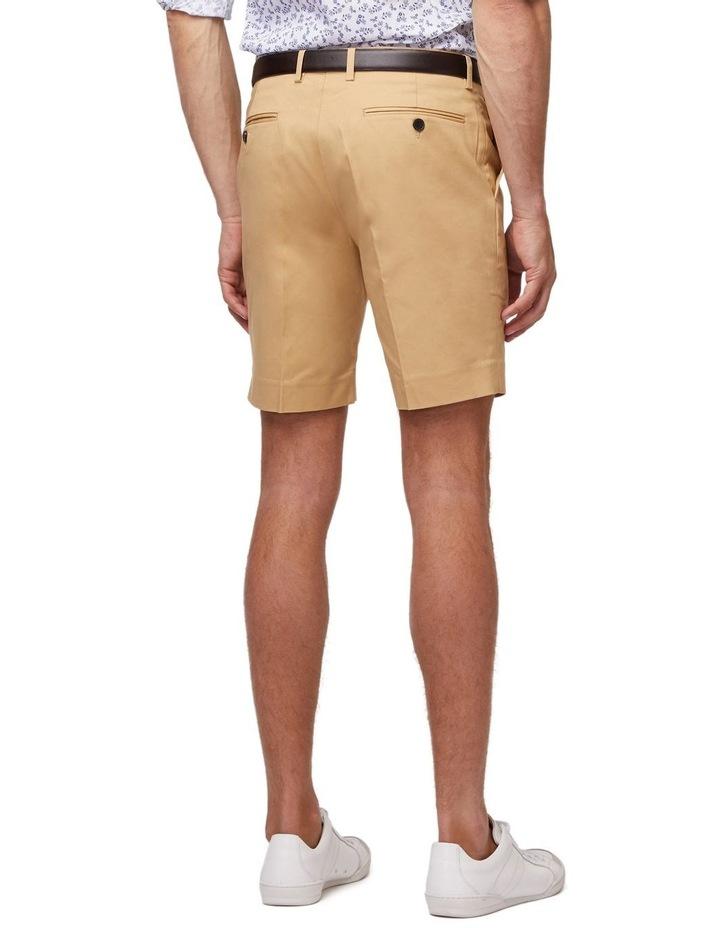 Tan SS Dress Shorts image 3