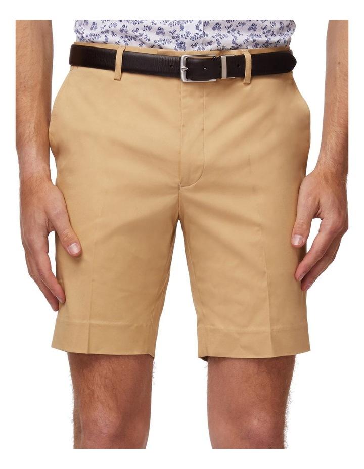 Tan SS Dress Shorts image 4