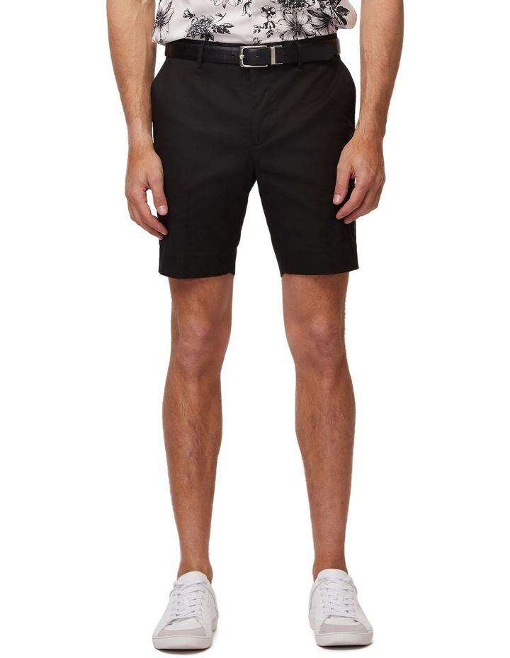 Black SS Dress Shorts image 1