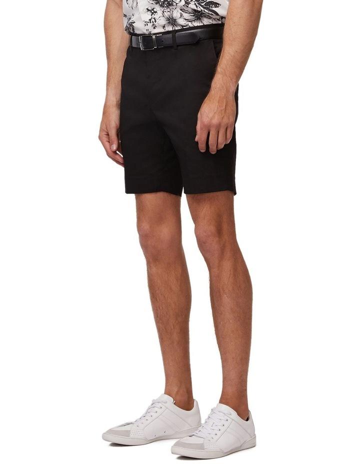 Black Dress Shorts image 2