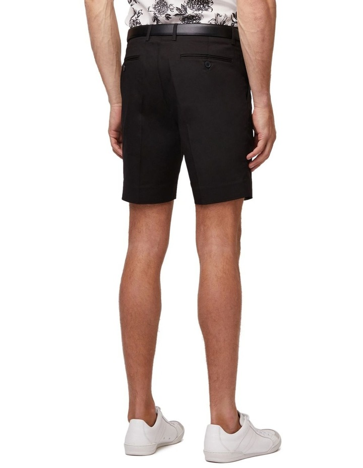 Black SS Dress Shorts image 3