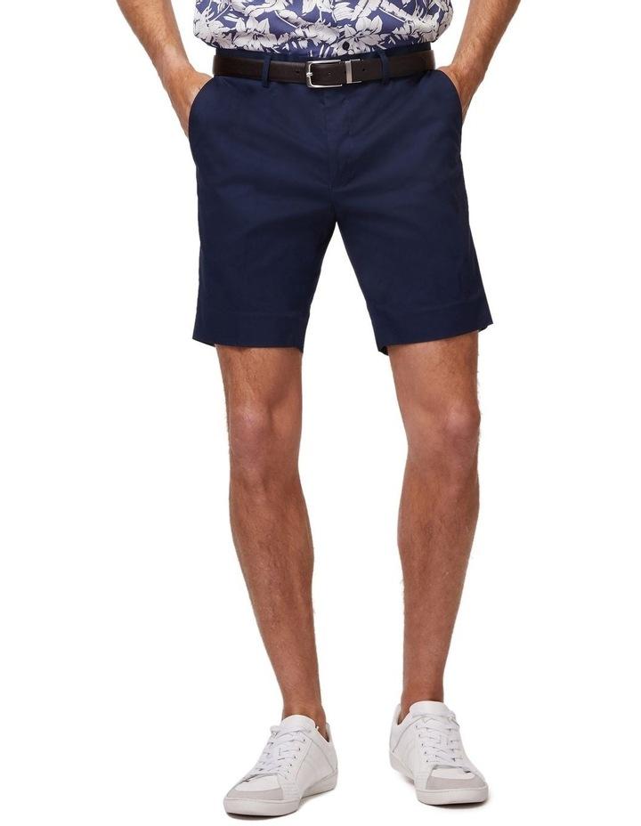 Navy SS Dress Shorts image 1