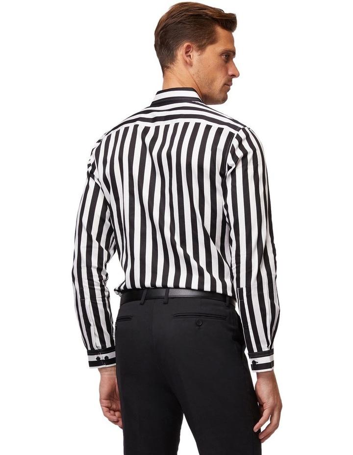 Striped Mod Long Sleeve Shirt image 3