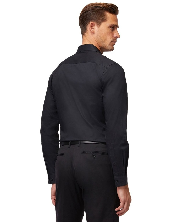 Stretch Cotton Long Sleeve Shirt image 3
