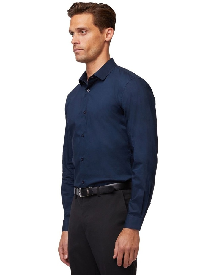 Stretch Cotton Long Sleeve Shirt image 2