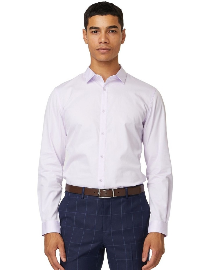 Lilac Formal Shirt image 1