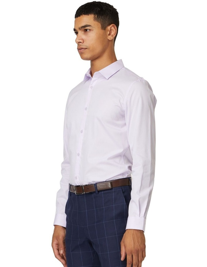 Lilac Formal Shirt image 2