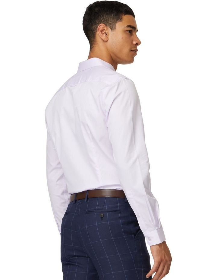 Lilac Formal Shirt image 3