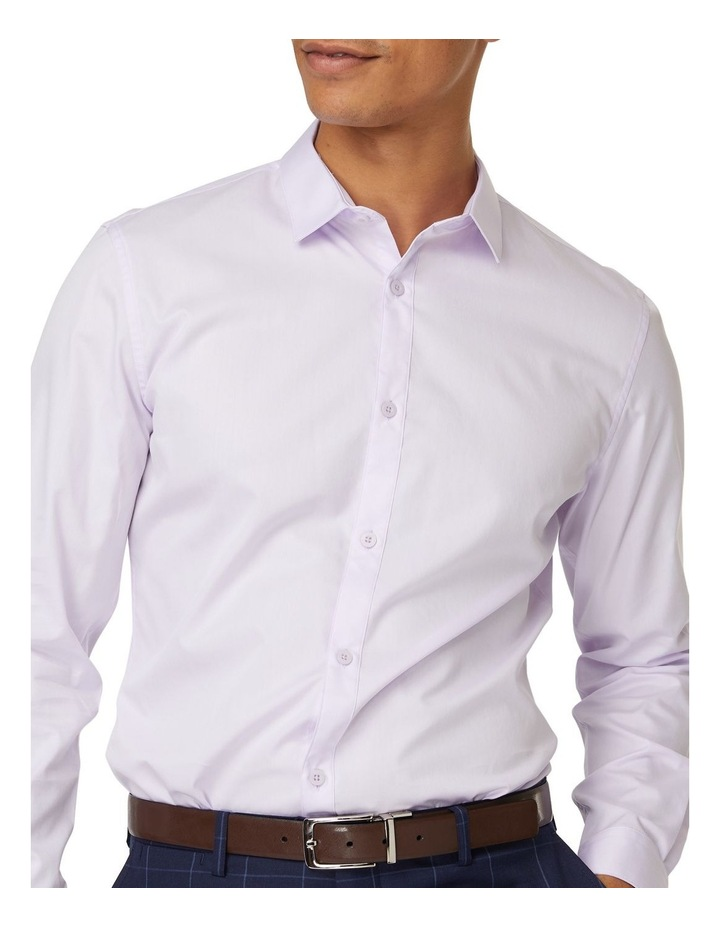 Lilac Formal Shirt image 4