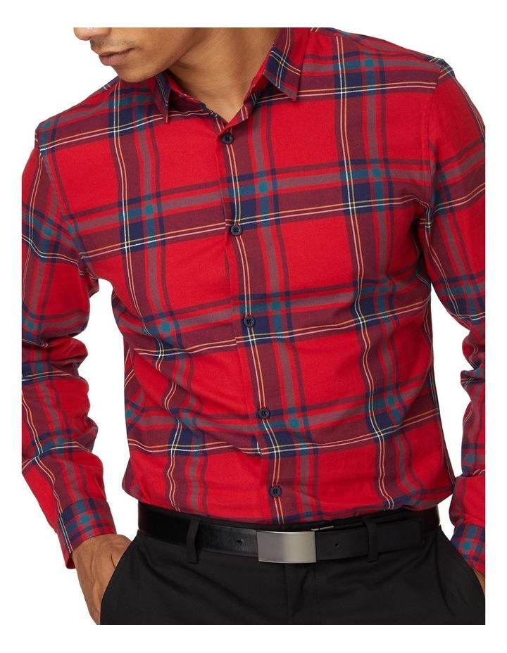 Keaton Check Shirt image 4