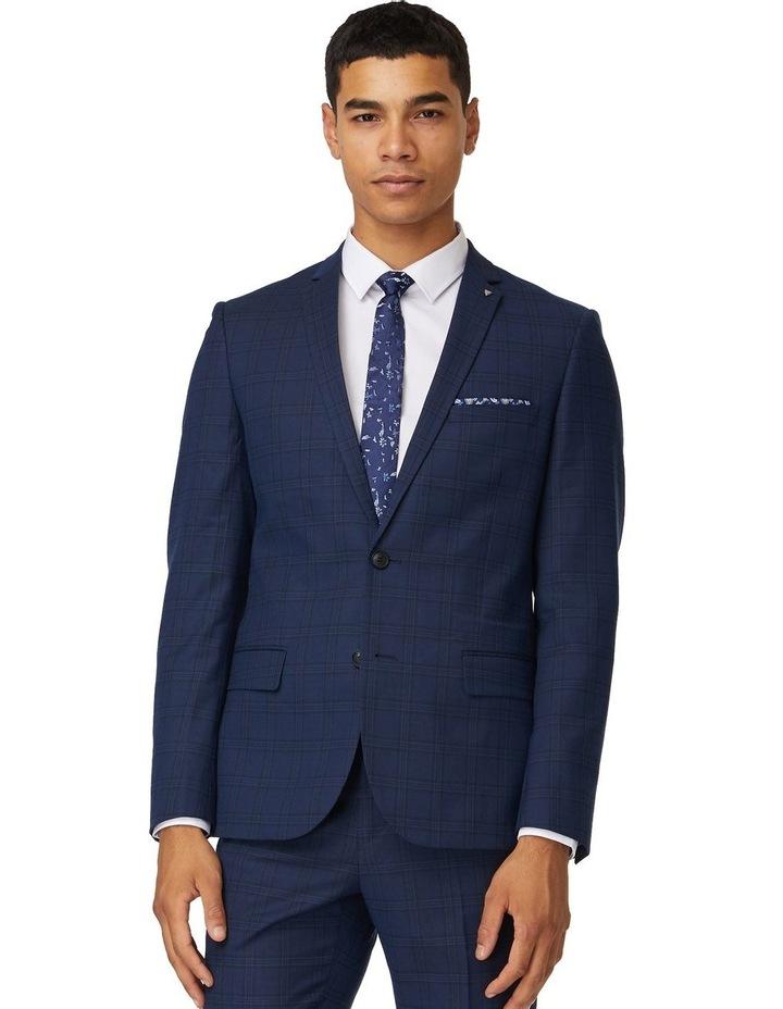 Lennon Check Suit Jacket image 1