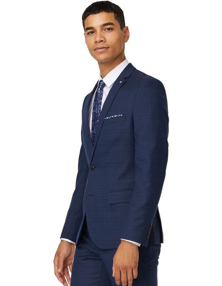 Lennon Check Suit Jacket image 2