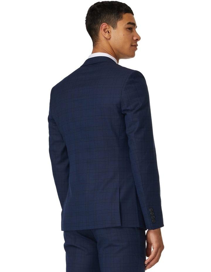 Lennon Check Suit Jacket image 3