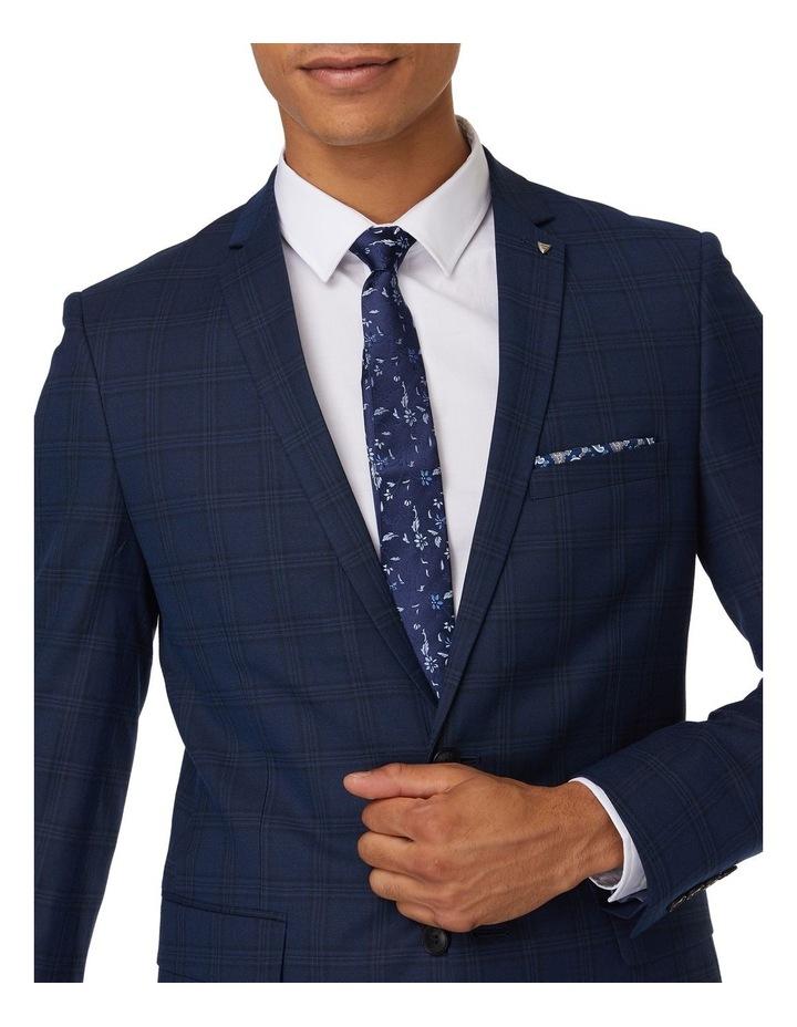 Lennon Check Suit Jacket image 4