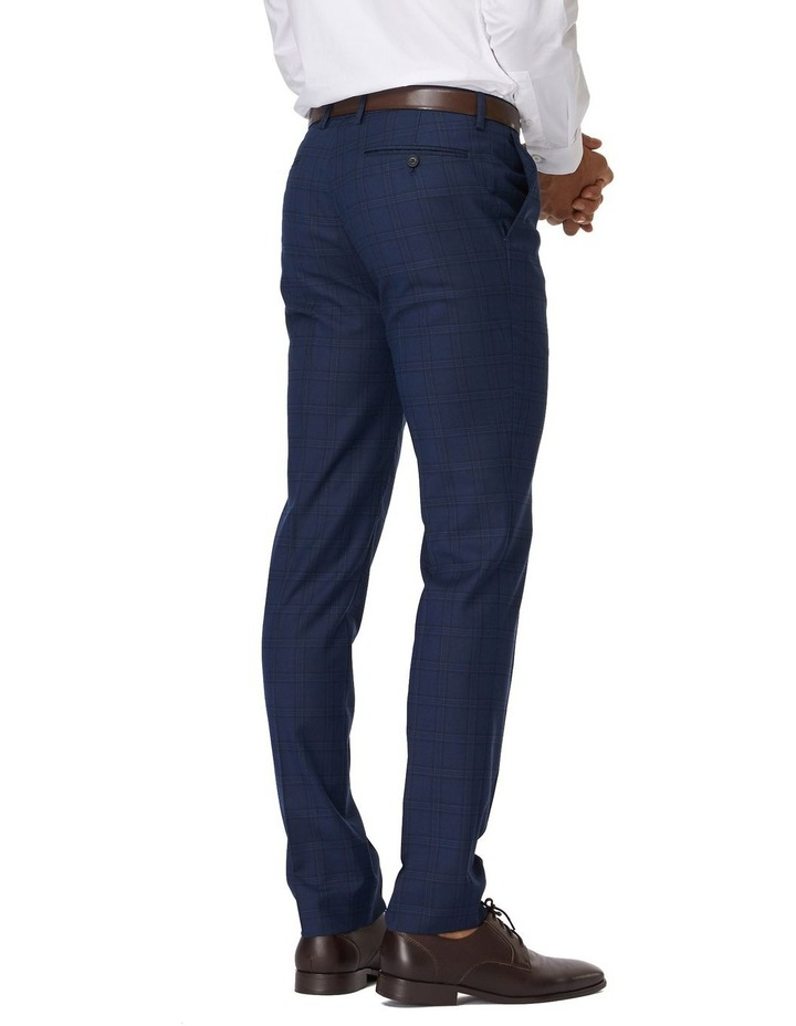 Lennon Check Suit Pants image 3
