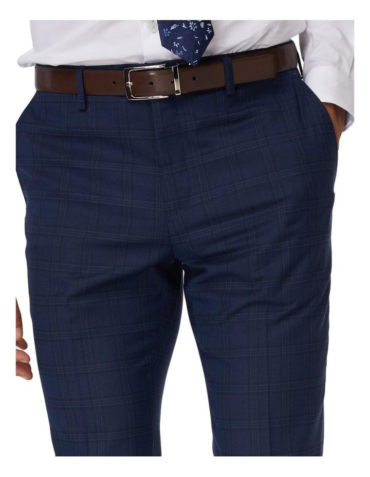 Lennon Check Suit Pants image 4