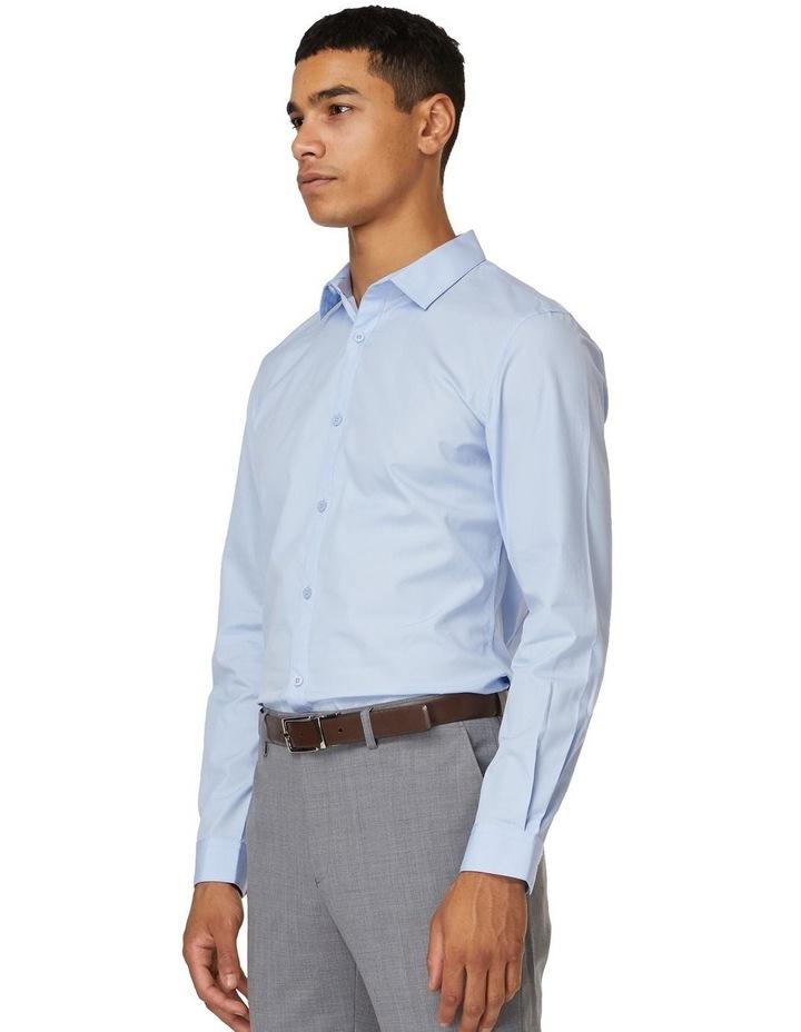 Blue Formal Shirt image 1
