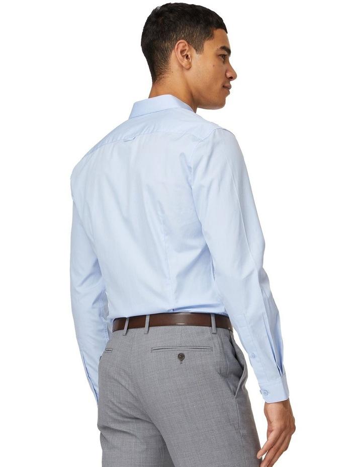 Blue Formal Shirt image 2