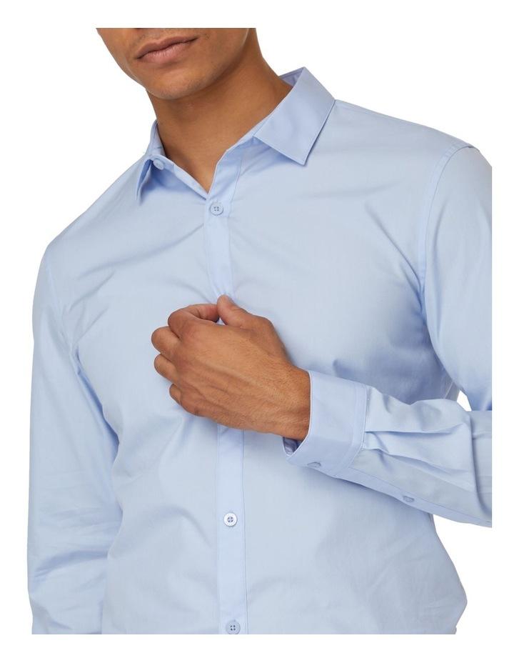 Blue Formal Shirt image 3
