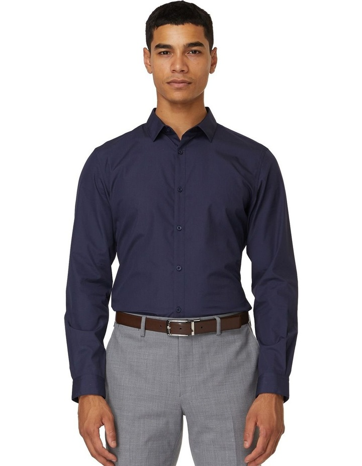 Navy Formal Shirt image 1