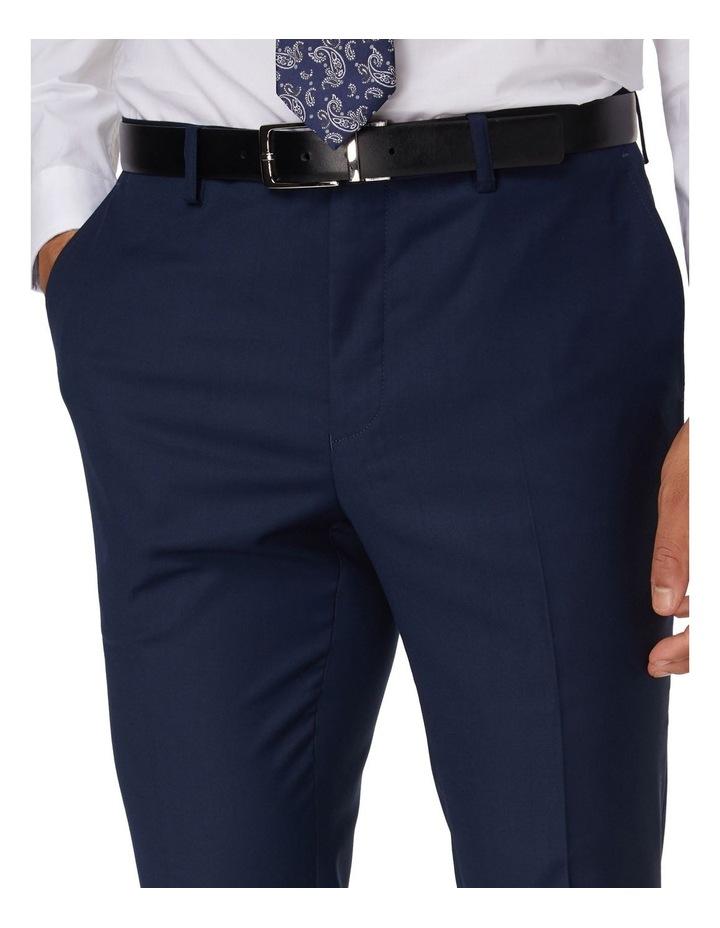 Royal Blue Suit Pants image 4