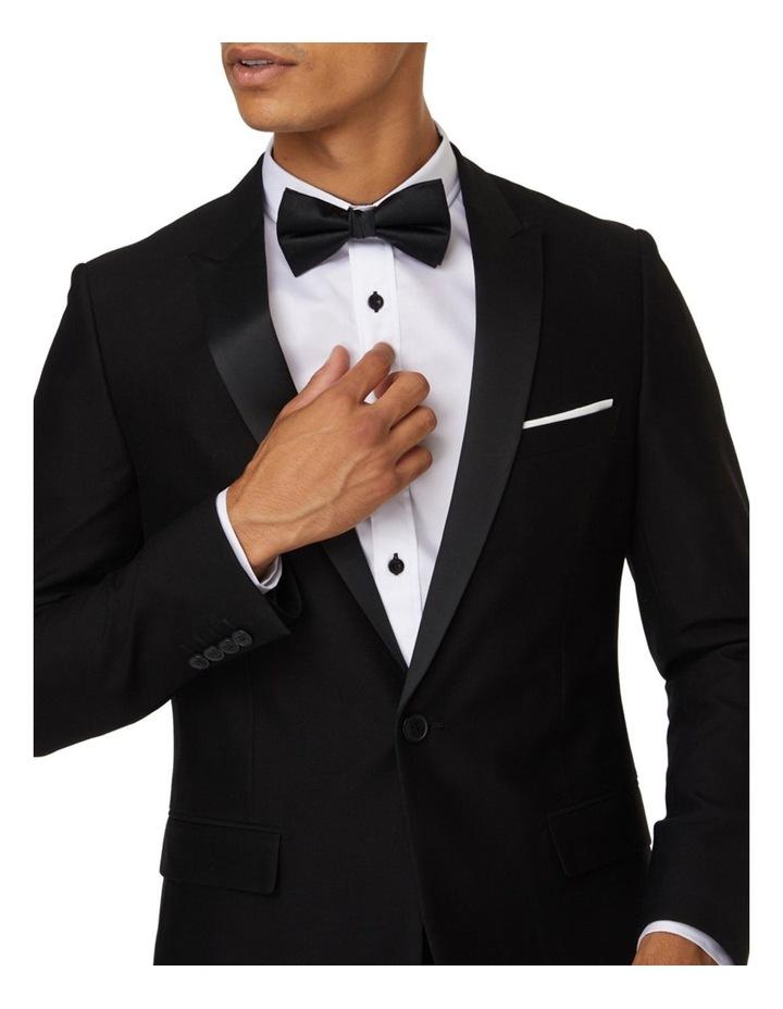 Jet Black Tuxedo Suit image 4