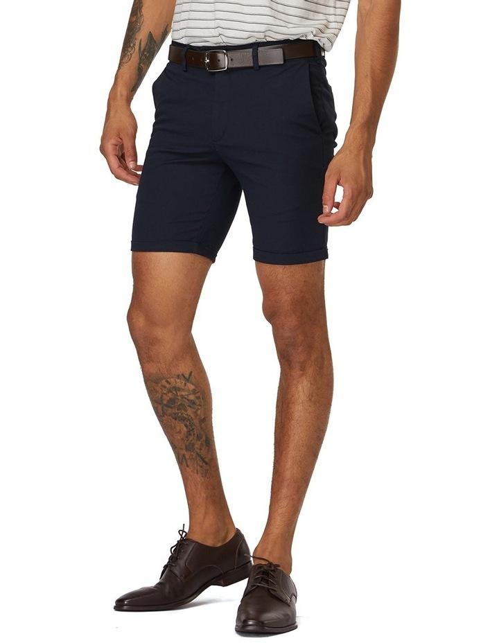 Navy Les Shorts image 1
