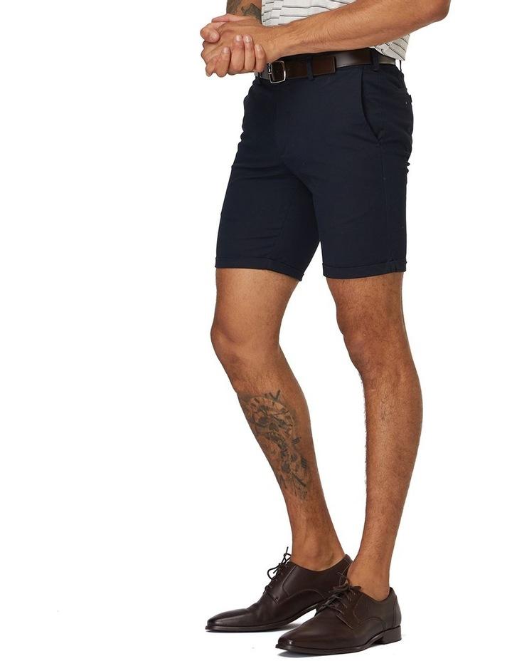 Navy Les Shorts image 2