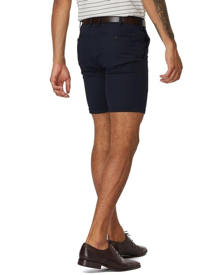 Navy Les Shorts image 3
