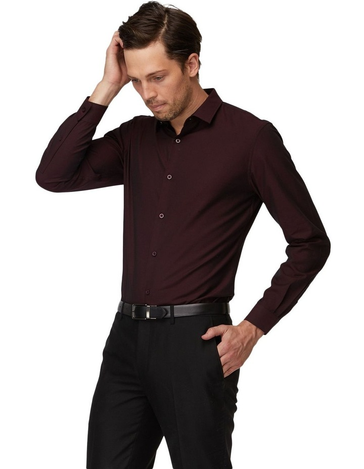 Burgundy Flint Shirt image 1