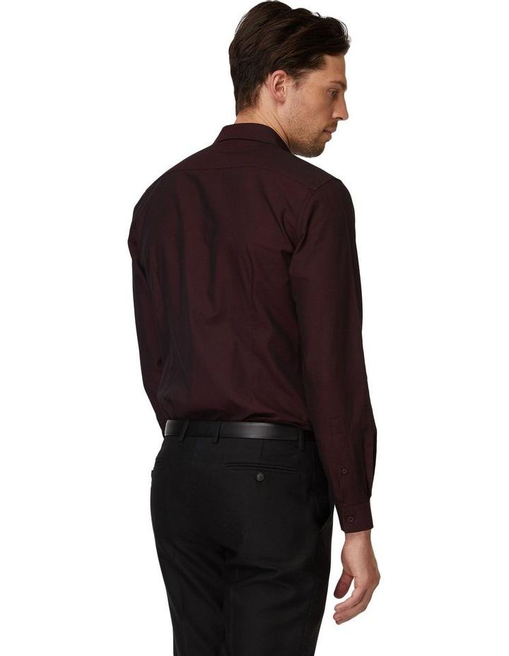 Burgundy Flint Shirt image 3