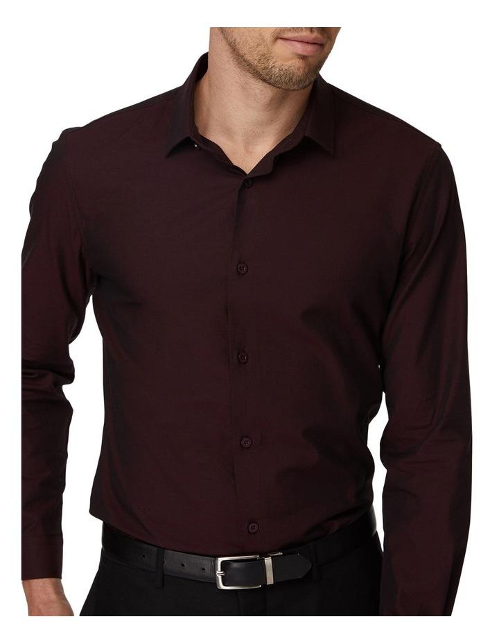 Burgundy Flint Shirt image 4