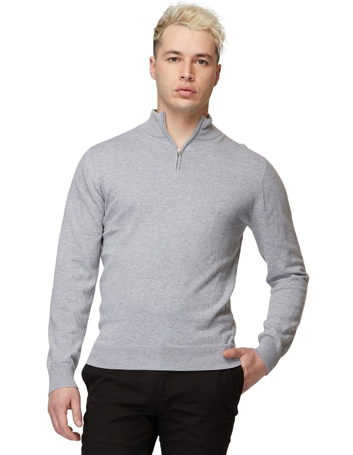 Grey Sussex Turtleneck image 1