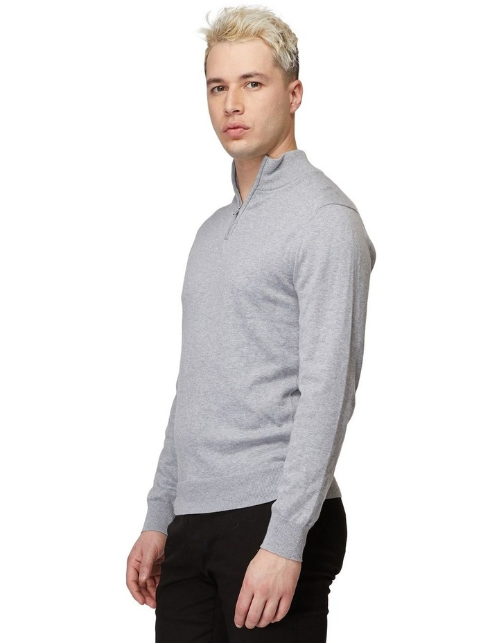 Grey Sussex Turtleneck image 2