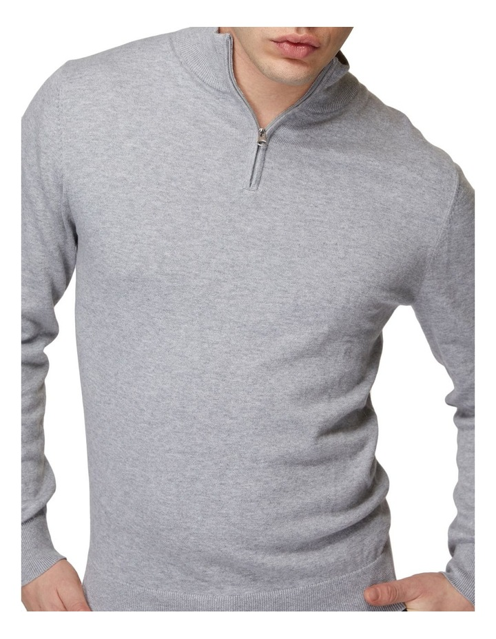 Grey Sussex Turtleneck image 4