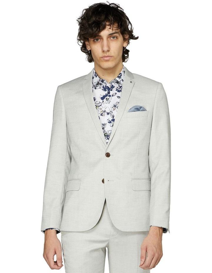 Light Grey Suit Jacket image 1